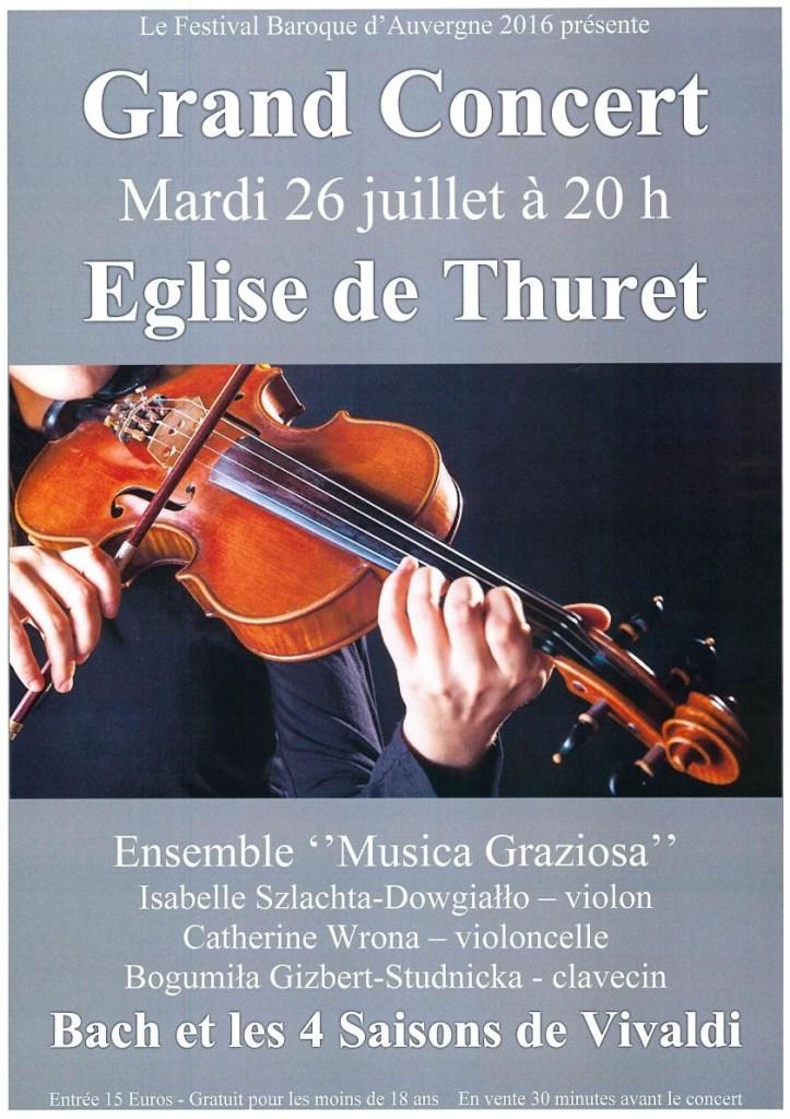 Affiche concert baroque 2016