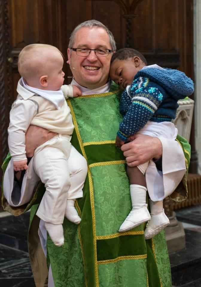 baptismal candidates