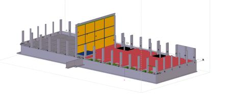 OCC Hallein 3d Schalsungsplanung