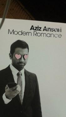 aziz ansari books dating