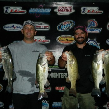 3RD PLACE – CHUCK WARE / ROSS WRIGHT