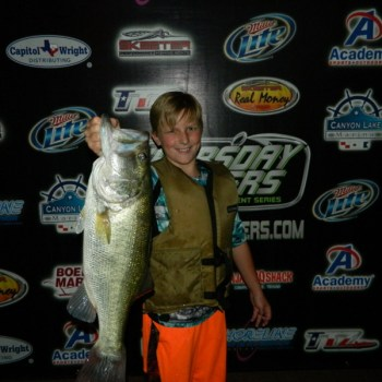 BIG BASS – CADE DORNBURG