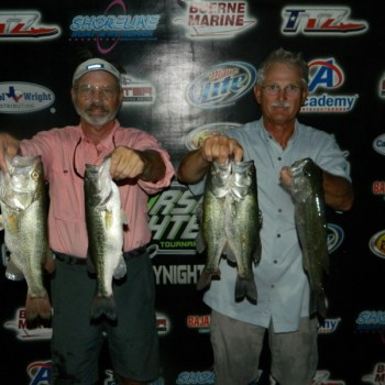 3RD PLACE – MIKE MARING / BARRY DODD