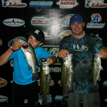5TH PLACE – BRAD BANKS / CHANDLER BANKS