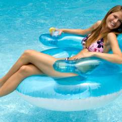 Pool Floating Lounge Chair Diffrient Smart Floats That You Need Now For Your Thursday Pools