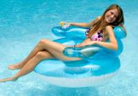 Pool Floating Lounge Chairs. Pool Floats That You Need Now