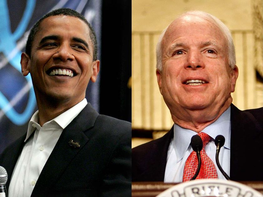 Obama McCain image