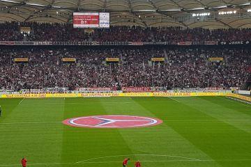 Mauritius Bannerwerbung @ Mercedes-Benz Arena / VFB Stuttgart