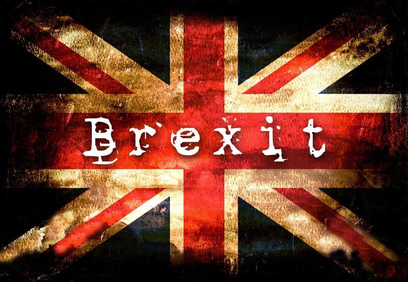 Union Jack Brexit