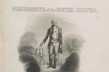 Lives of the Presidents, Cover