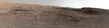Mars Terrain - larger version and info at http://apod.nasa.gov/apod/ap150808.html