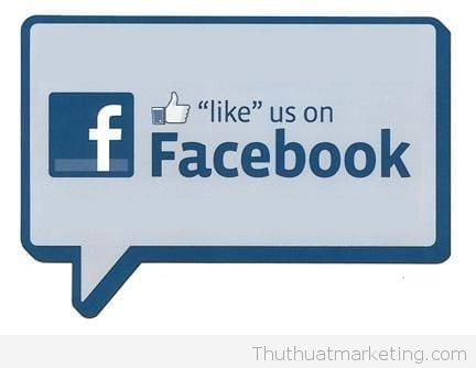 Tăng like cho Facebook với Addmefast.com