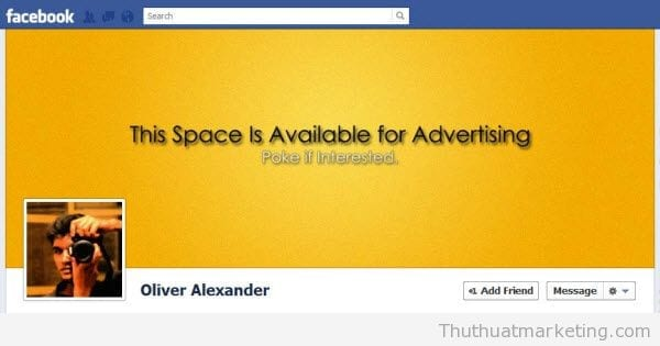 Creative Facebook timeline cover photos - Thủ thuật Marketing (18)
