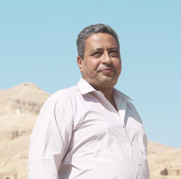 Fathi Yaseen Tutmosis III