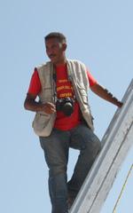 Ahmed Amin Dir. Fotografía Museo Egipcio Cairo MOA