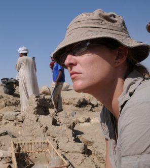 Dolores Sevilla, arqueóloga