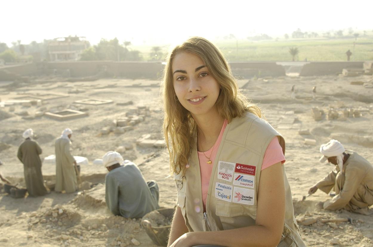 Lorena Castillo Graduada en Historia