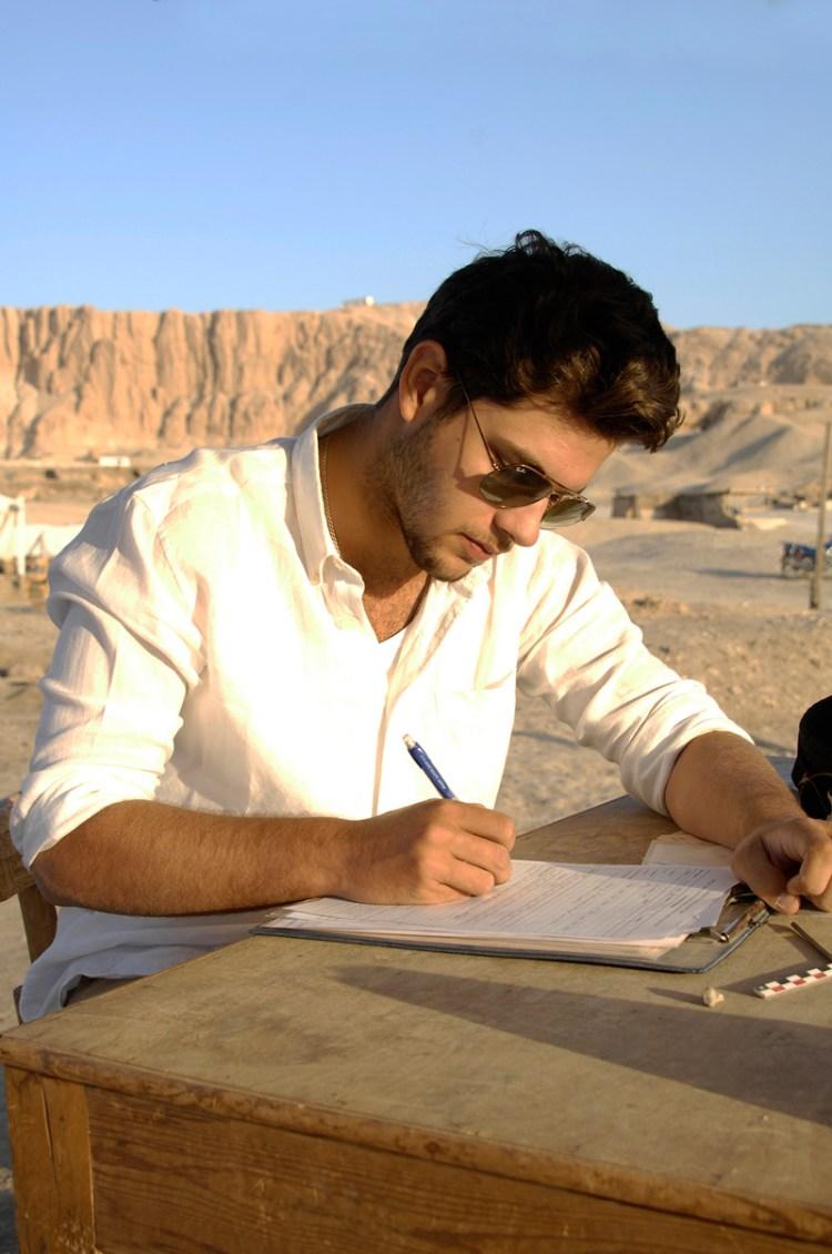 Luis Tremblay Estudiante Arqueología