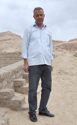 Nur Abd El-Gafar Excodirector proyecto MOA
