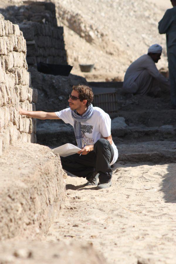 Roberto García, arqueólogo