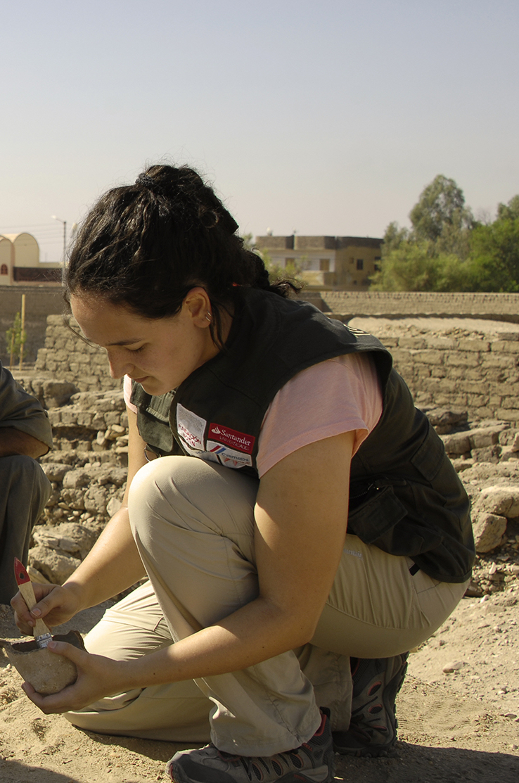 Sara Navas Estudiante de Historia
