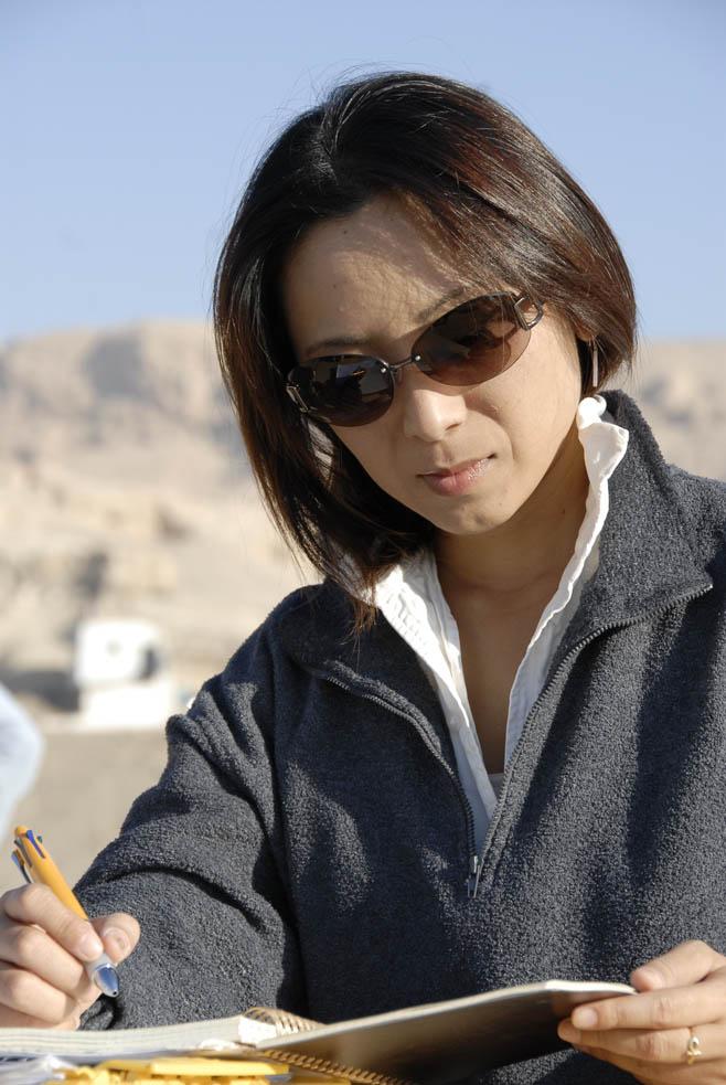 Eriko Kamimura Documentalista
