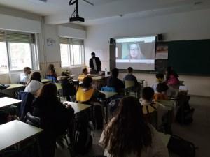Conferencia_Myriam Seco_Colegio Pablo VI_Avila_