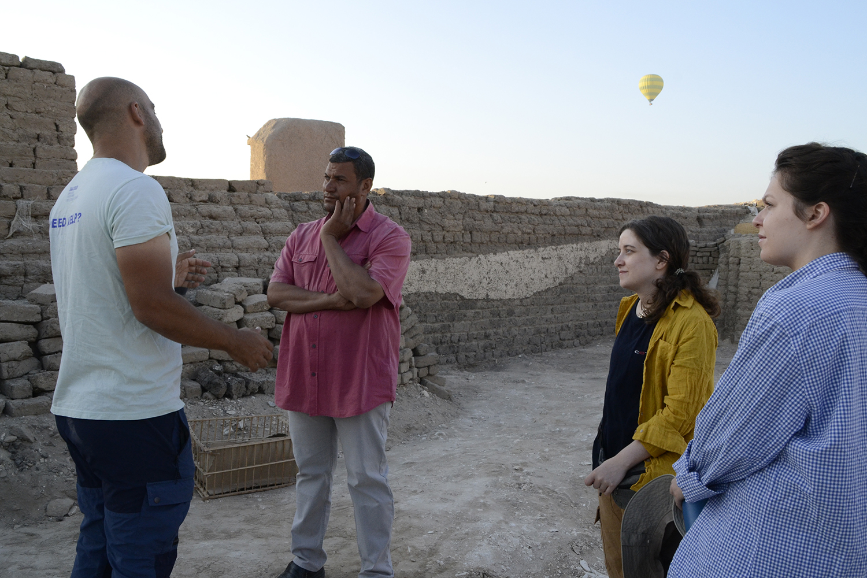 Pozo de tumba Tutmosis III 2021