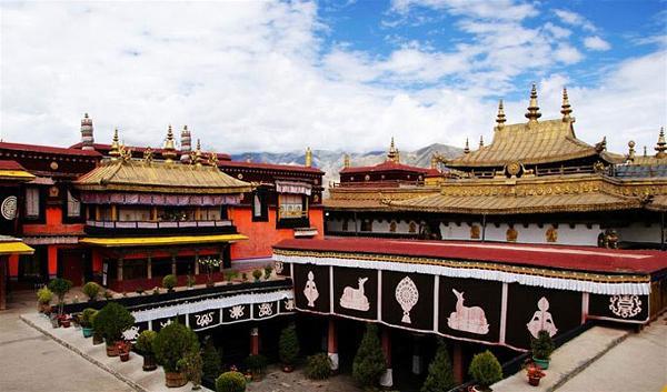 Hình 2 Jokhang