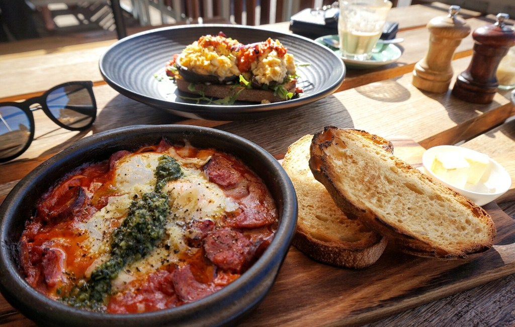 Melbourne brunch review: Jake & The Beans Talk