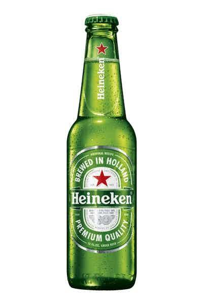 Beer Heineken chai