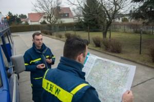 Funkausbildung im Ortsverband Steglitz-Zehlendorf vom 11. bis zum 13. März 2016.