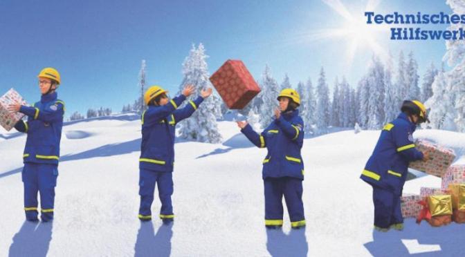 Weihnachtsgruß der Ortsbeauftragten