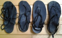 Beach Sandals Barefoot Running