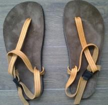 Barefoot Journey Wandering Enlightenment