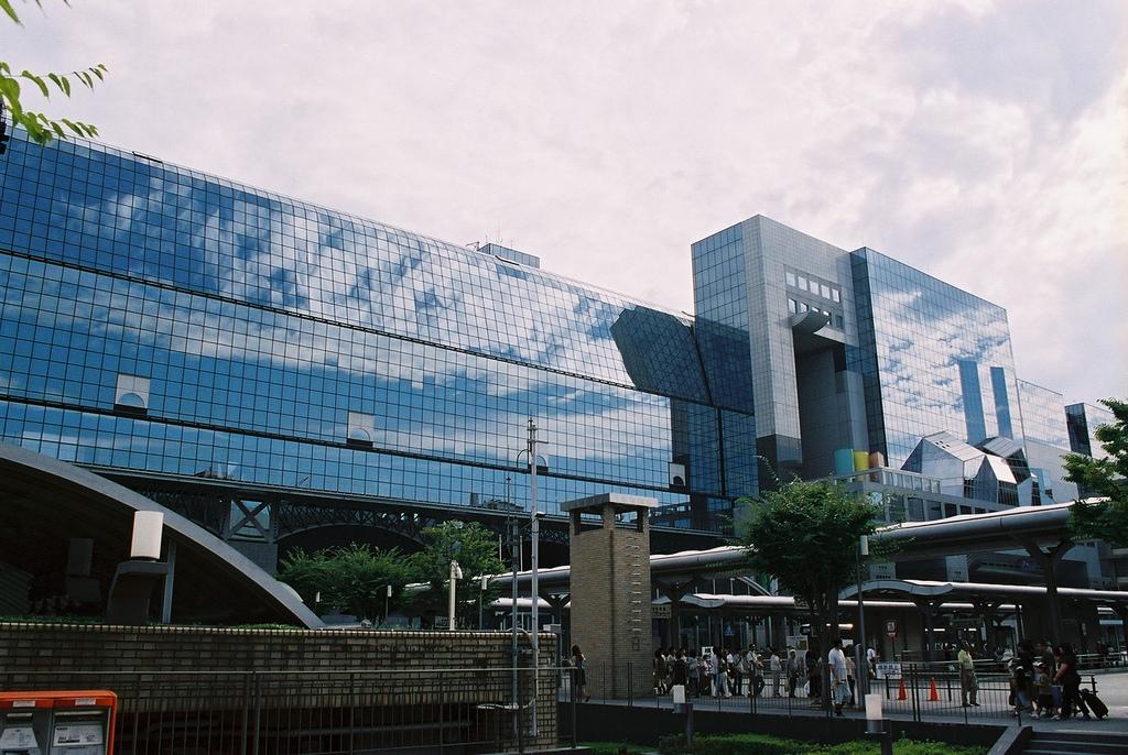 スキマ時間で遊ぶ!「京都駅ビル」を楽しむポイント6選 - Thanks ...