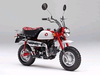 ホンダモンキー 50周年記念モデル発売!その「新車」の値段が驚きの価格
