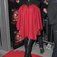 """Festa antecipada da final do """"X- Factor UK"""" reune jurados em Manchester"""