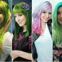 Saiba qual é a cor natural do cabelo da extravagante MariMoon
