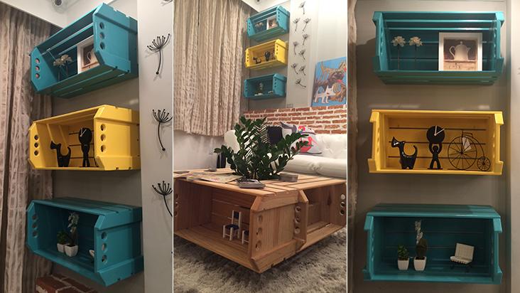 nichos caixotes morar mais es