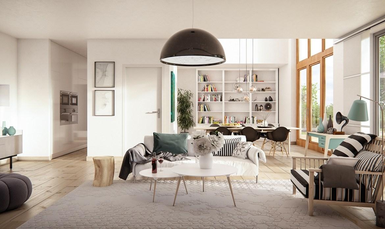 Decore no estilo escandinavo thyara porto arquiteta - Casas estilo escandinavo ...