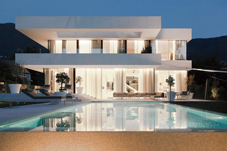 Um dos mais lindos projetos de residências