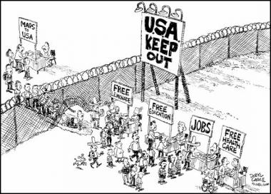 Divide and Rule, Immigration, and Ethnic Conflict