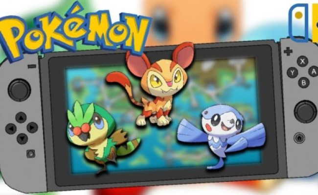 New Pokémon Games Are Coming To Nintendo Switch This Year