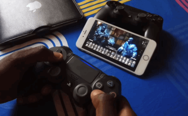 Ps4 Games On The Iphone Are A Mess Unless You Buy An Mfi