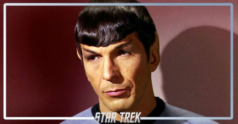 Homage to Leonard Nimoy as the Vulcan Mr. Spock LLAP! (1/6)