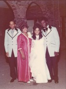 Bride Thylias Moss, Calvin Theodore Brasier and Florida Brasier and John L Moss