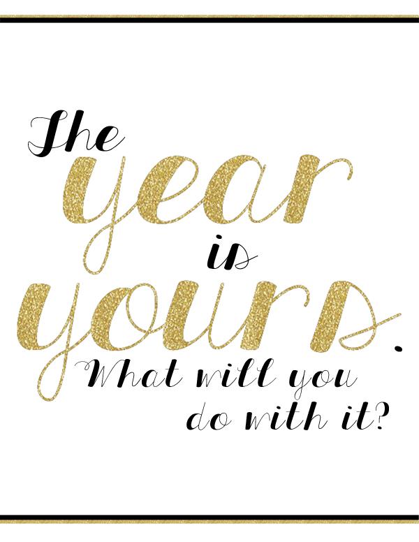 2015 Goals & Resolutions