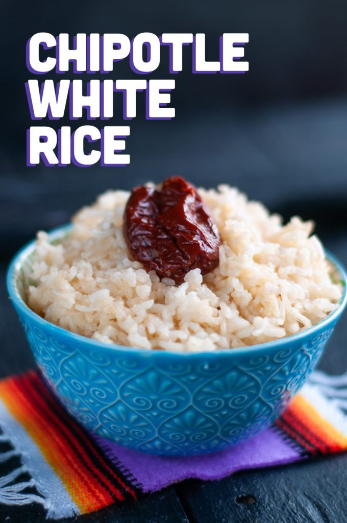 Chipotle White Rice - Thyme & Love