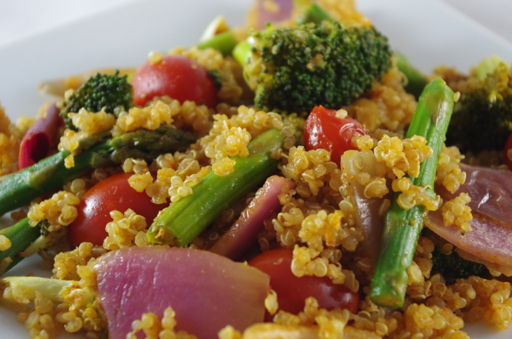 quinoa vegetable